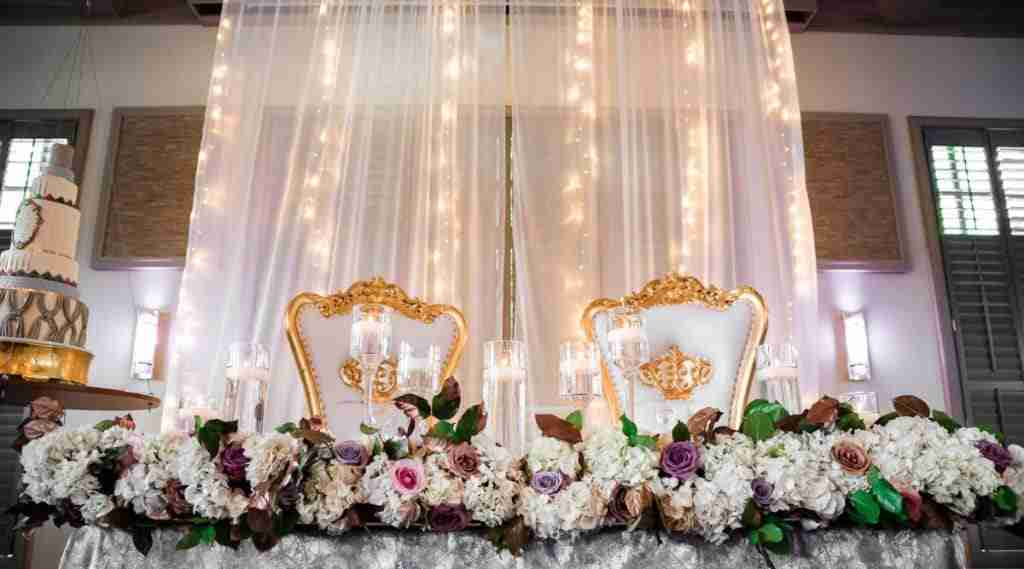 Jamine-and-La-Smith_Multicultural-Wedding_Sweetheart-Table-and-Wedding-Cake