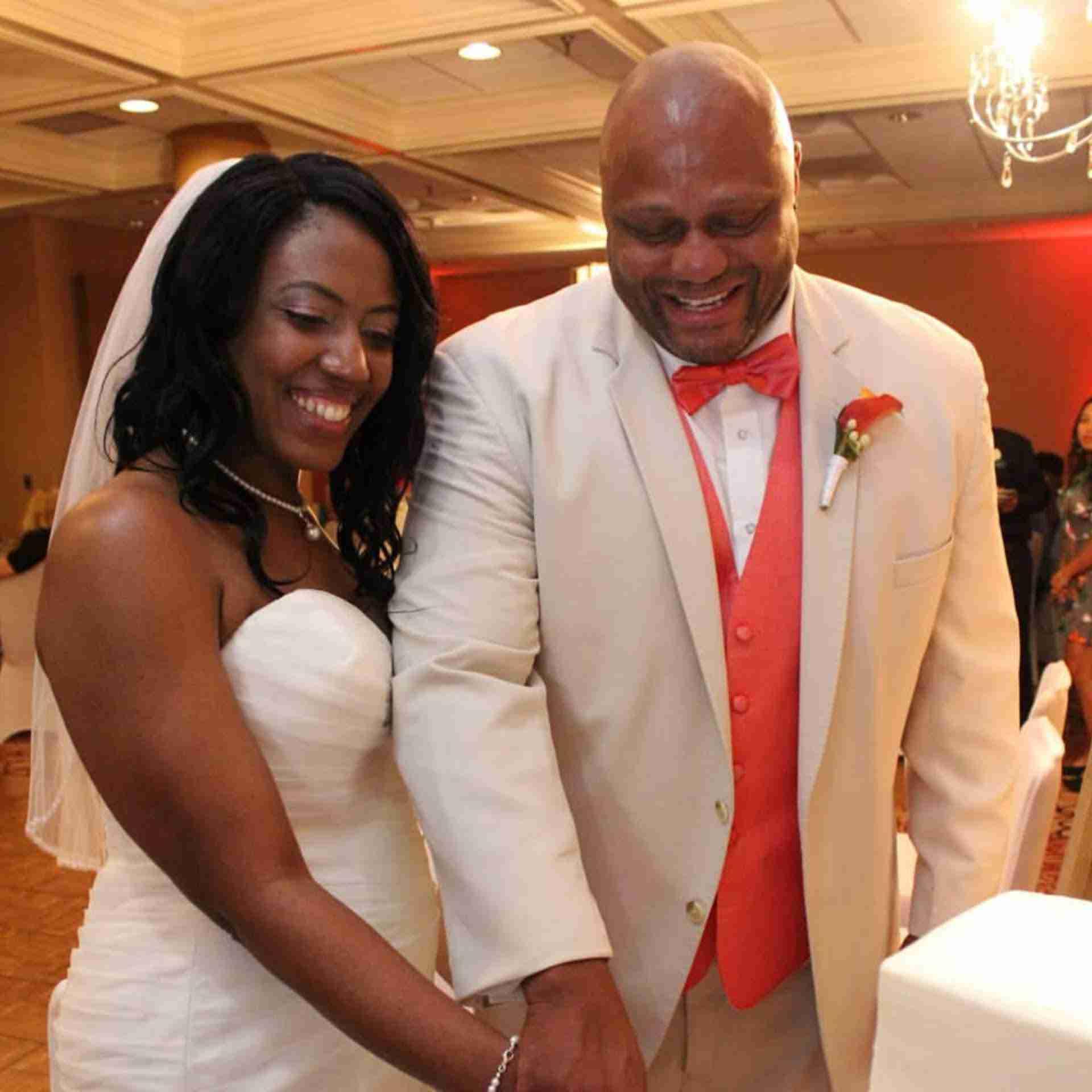 Wedding DJ Pooler, GA_Khilyn & Donald Simmons