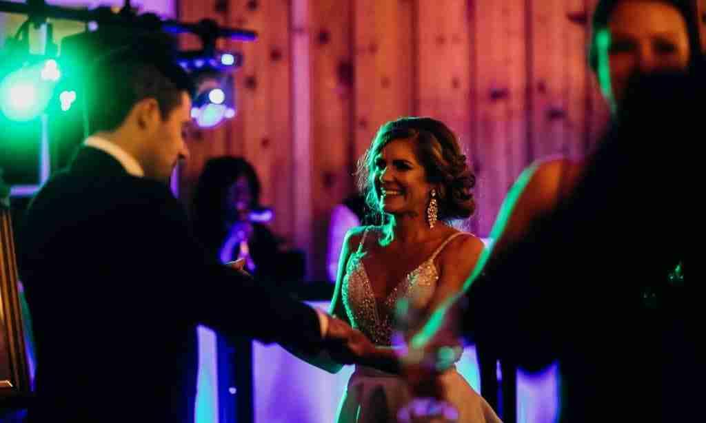 Erin & Danny's Destination Wedding Reception_Couples Dance