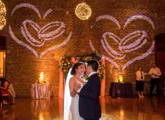 Bride_Groom-First Dance_Wedding_Seymour Reception at Gharles H Morris Center-Savannah GA