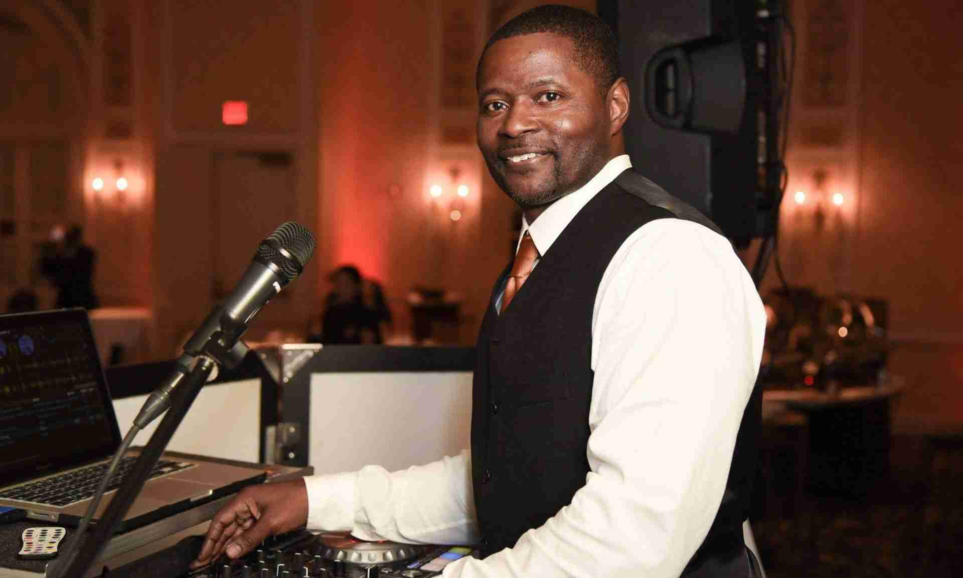 DJ Creativity at Combs Wedding at Hotel at Roanoake & Conference Center