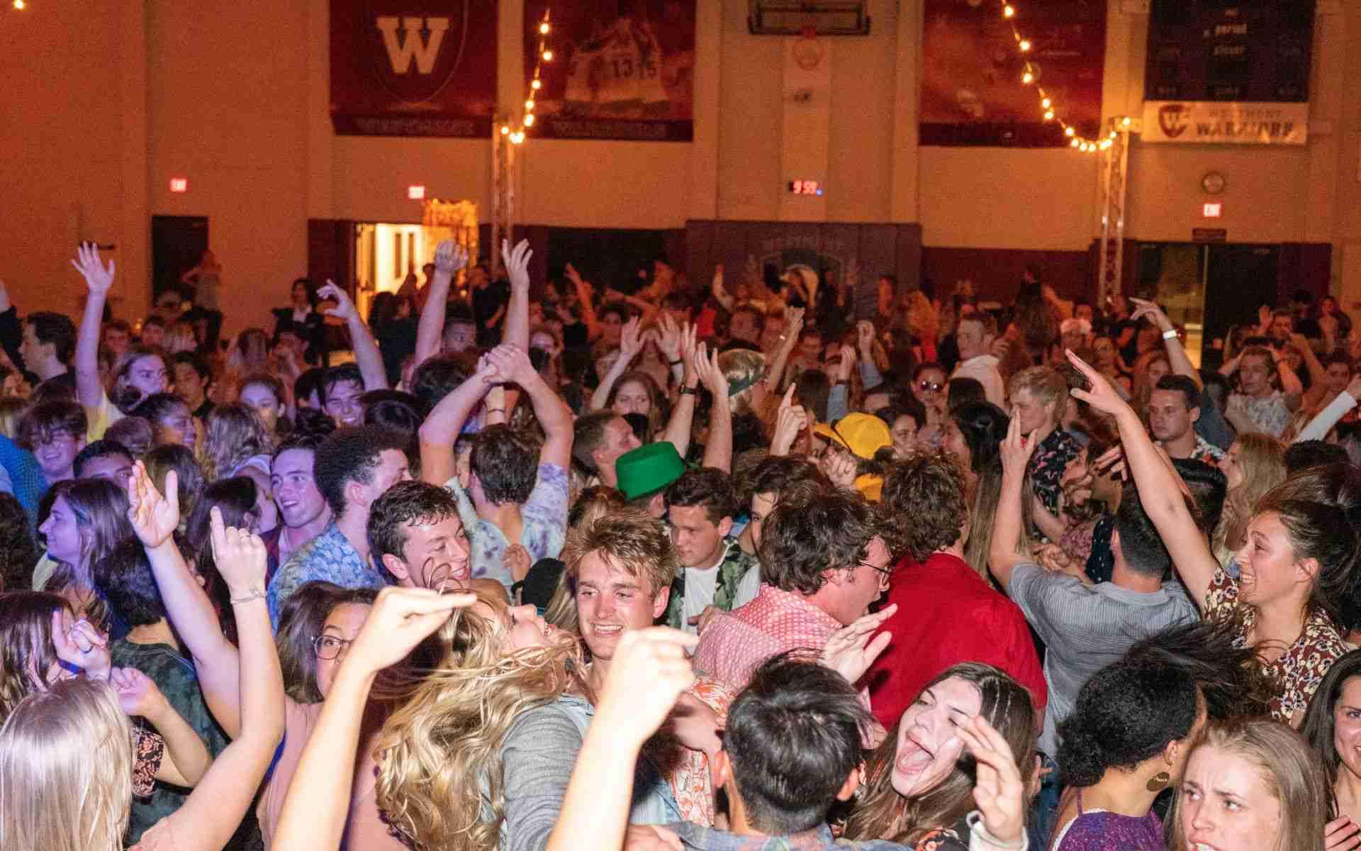 High School Dance_Students Dancing_Prom DJ Savannah, GA