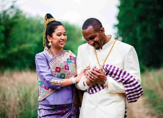 Jamine and La's Fusion Wedding_Multicultural Wedding