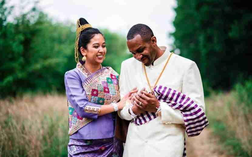 Jamine and La's Fusion Wedding_Multicultural Wedding