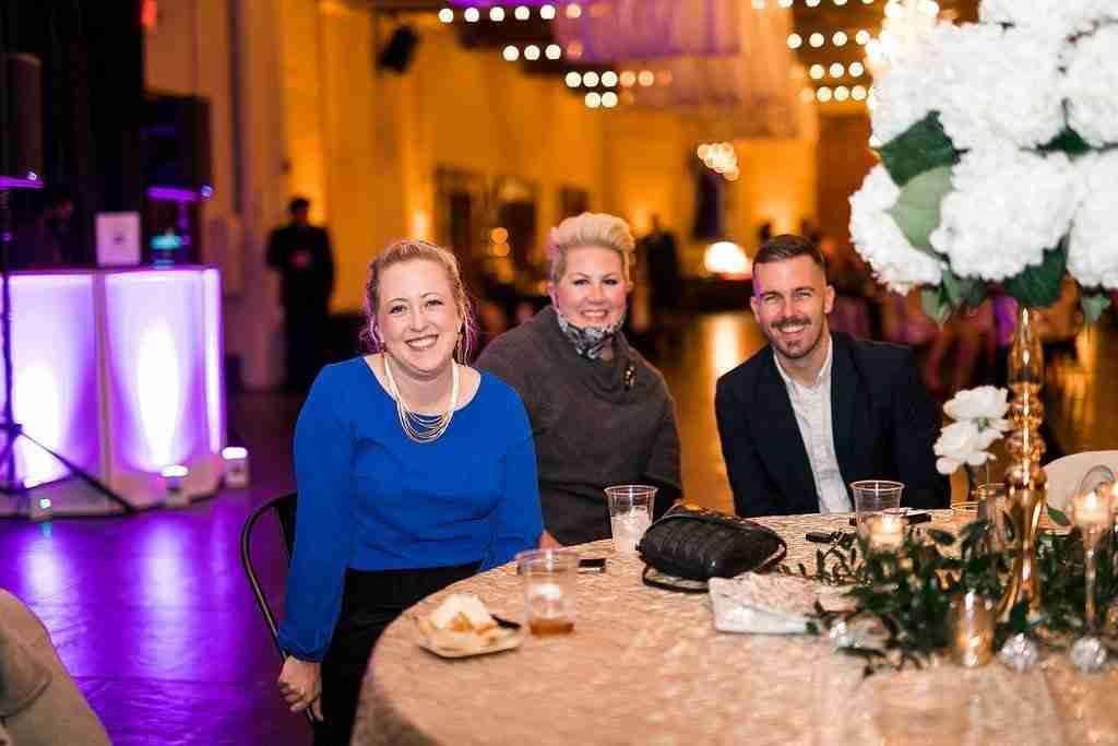 Savannah Wedding Vendors - Guests table at Savannah Station_1