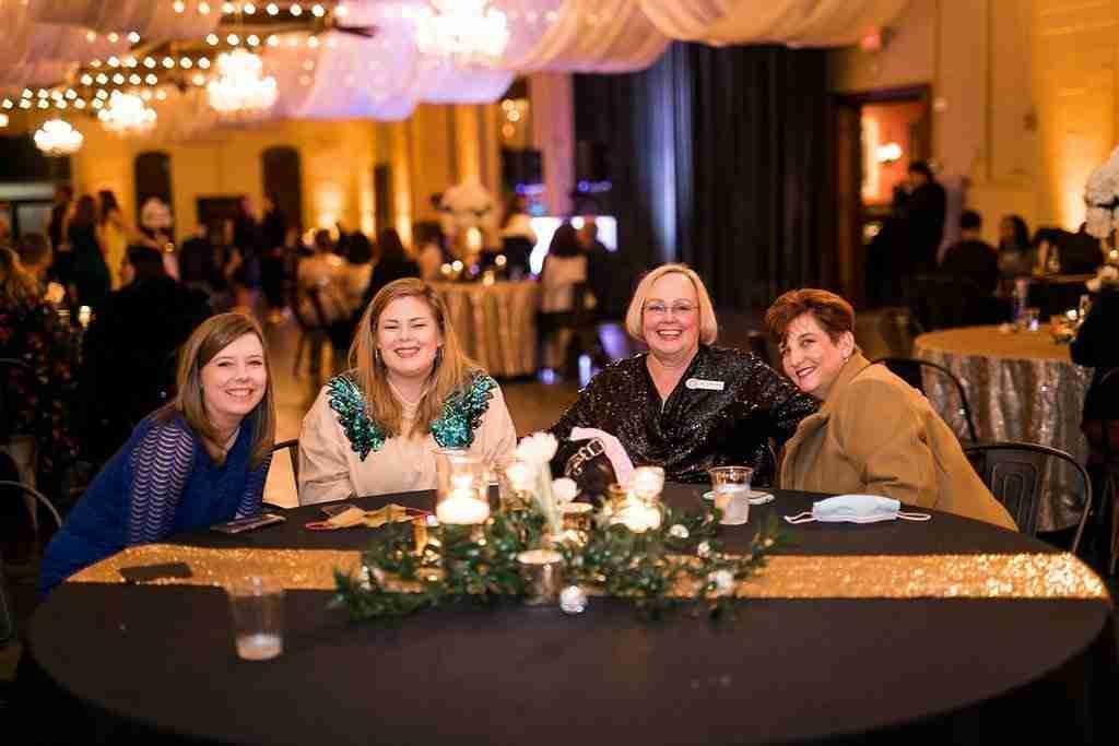 Savannah Wedding Vendors - Guests table at Savannah Station