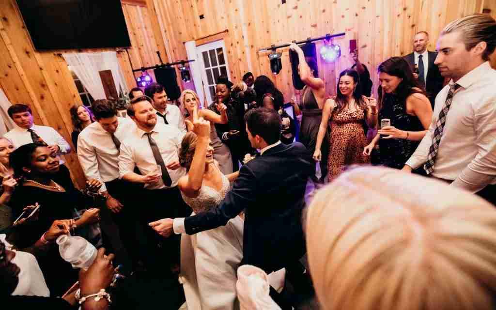 Savannah Wedding Reception DJ_Dance Party