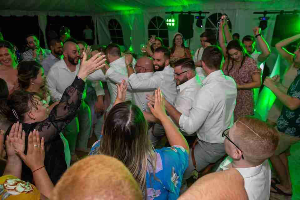 A Beautiful Beach Wedding on Hilton Head Island, SC 2021_Dance Competition