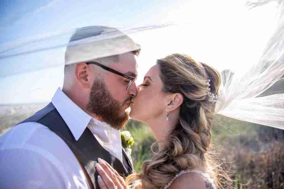 A Beautiful Love Story   Beach Wedding on Hilton Head Island, SC