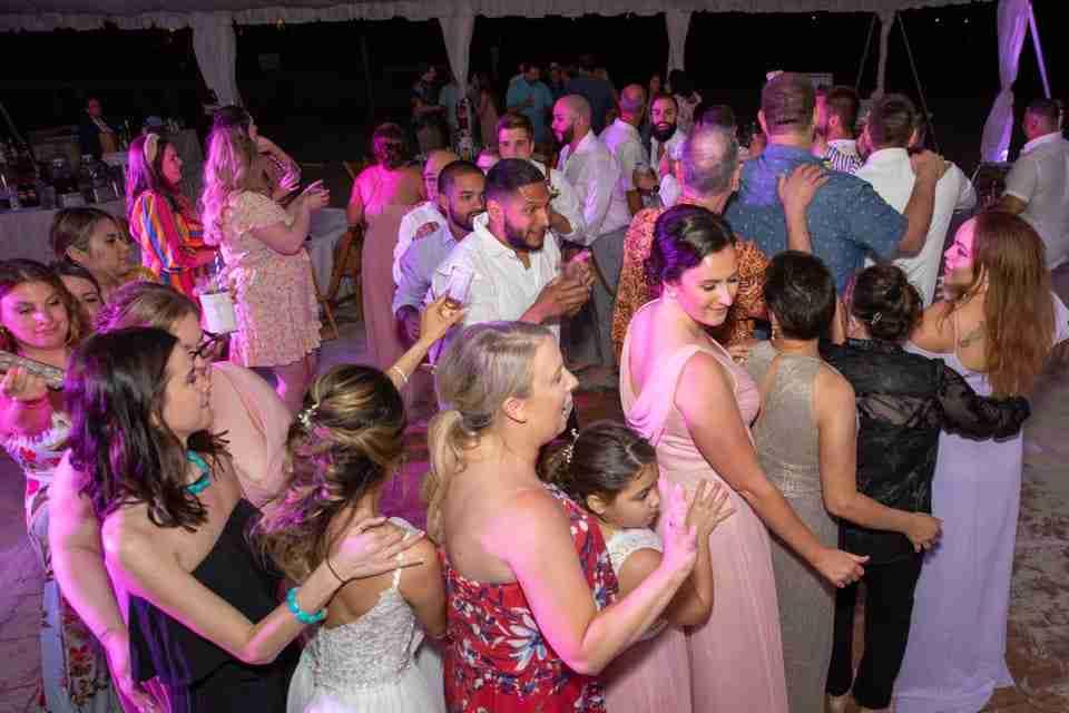 A Beautiful Love Story   Beach Wedding on Hilton Head Island, SC 2021_Reception Dance