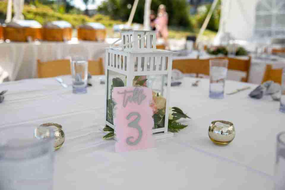 A Beautiful Love Story   Beach Wedding on Hilton Head Island, SC_Wedding Decor